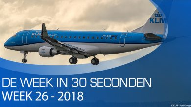 Photo of Week 26: KLM verplaatst onderhoud & QSuite naar Amsterdam