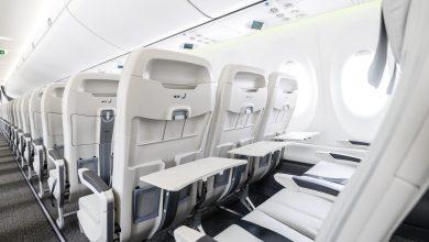 Photo of AirBaltic neemt tiende A220-300 in ontvangst