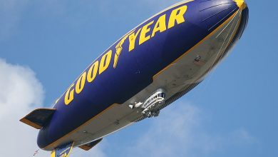 Photo of Time-lapse Friday: Goodyear Zeppelin