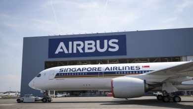 Photo of Airbus toont eerste A350-900ULR voor Singapore Airlines