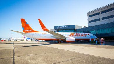 Photo of Koreaanse prijsvechter ontvangt nieuwe Boeing 737-800NG