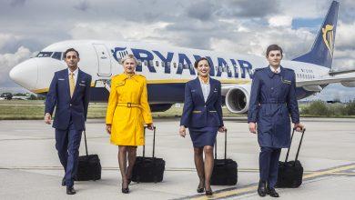 Photo of Stakingen op til voor Ryanair in Engeland en Spanje