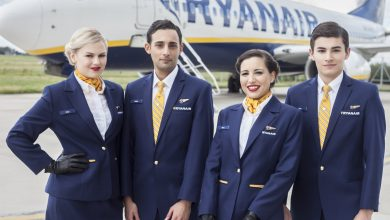 Photo of 'Ryanair-crew slaapt op de grond' | Update