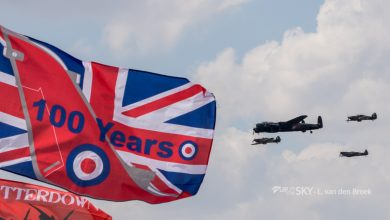 Photo of Vliegshow Fairford viert 100e jubileum RAF | Fotolongread