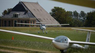Photo of Eerste e-vliegtuig aangekomen op Electric Only vliegveld