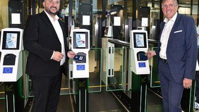 Photo of Meer security-doorgangen en ABC-poorten Luxemburg Airport