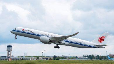 Photo of Airbus levert eerste A350-900 voor Air China af