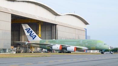 Photo of Derde opvallende A380 voor ANA | Foto's