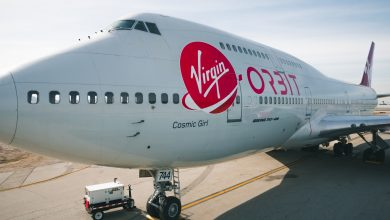 Photo of Virgin 747 bijna klaar om raket te lanceren | Video