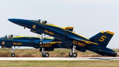 Photo of Blue Angels krijgen upgrade