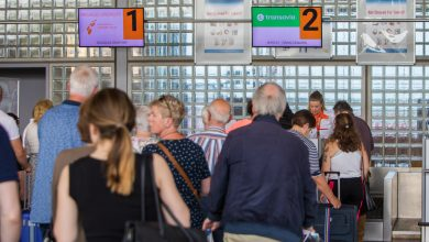 Photo of Topdrukte voor Groningen Airport Eelde