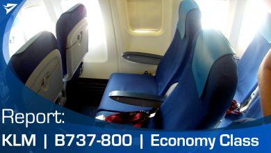 Photo of Flight Report: KLM 737-800 Economy | Video