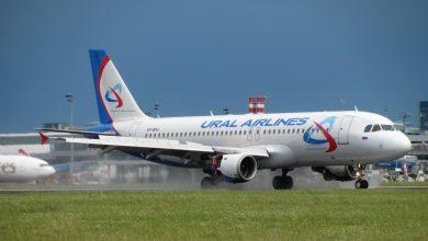 Photo of Ural Airlines landt voor het eerst op Schiphol