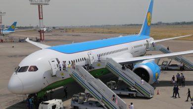 Photo of Oezbeekse airline ontvangt nieuwe Dreamliner