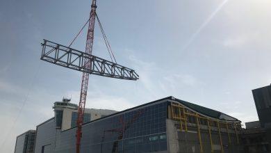 Photo of Brussels Airport renoveert zwevend dak van de Sky Hall