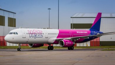 Photo of Wizz Air voert low pass uit met Hongaarse luchtmacht | Video