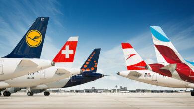 Photo of Lufthansa groep vanaf juni met 160 vliegtuigen de lucht in