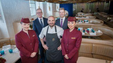 Photo of Australische masterchef maakt maaltijden Qatar Airways