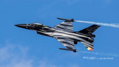 Photo of Open Dag Belgische Luchtmacht in teken F-16 vervanging