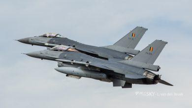 Photo of Belgische F-16 neergestort in West-Frankrijk