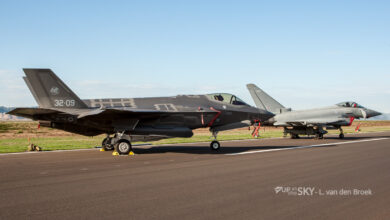 "Photo of ""Canada bevoordeelt Lockheed Martin's F-35"""