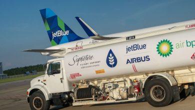 Photo of Eerste levering Airbus-toestel met biobrandstof in VS