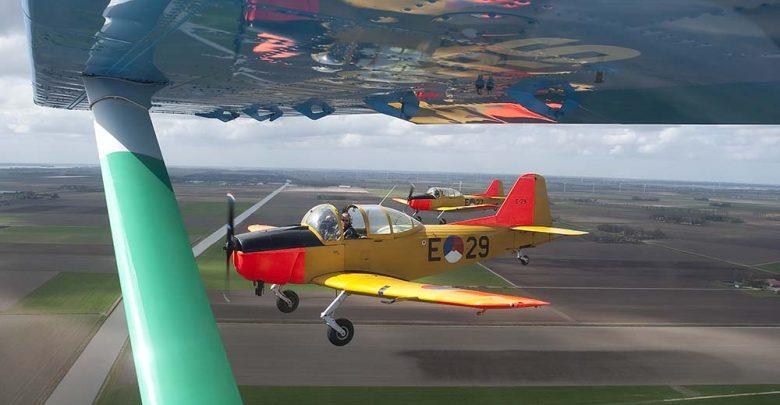 Veel luchtvaart op open dag Technology Base 16 september