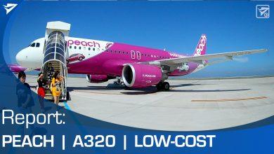 Photo of Flight report: Peach A320 | Video