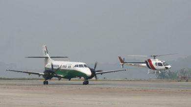 Photo of Vliegtuig schiet van baan: Kathmandu airport 12 uur dicht