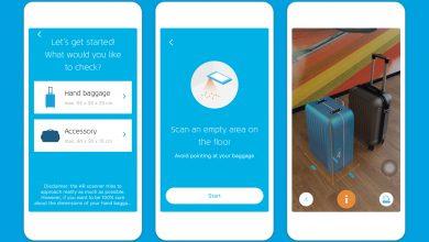 Photo of Altijd de juiste koffer-afmetingen met nieuwe KLM-app