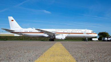 Photo of Nieuwe VIP-Airbus voor Angela Merkel