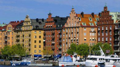 Photo of Estse airline Nordica vliegt Zweedse binnenlandse routes