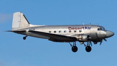 Photo of Time-lapse Friday: DC-3 boven Alaska