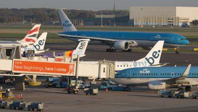 Photo of Geen extra vluchten op Schiphol tijdens EK voetbal