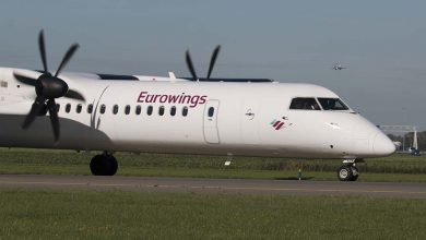 Photo of Eurowings ziet aantal passagiers afnemen in april
