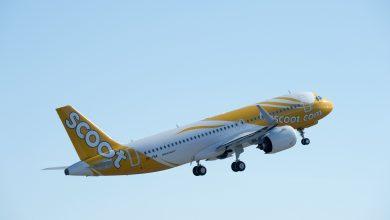 Photo of Eerste A320neo voor Singapore Airlines-dochter Scoot