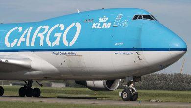 Photo of KLM Cargo 747 voorlopig nog in Zimbabwe