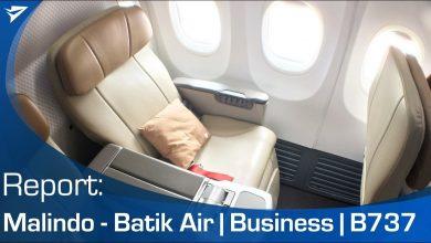Photo of Flight Report: Malindo Business Class