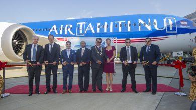 Photo of Eerste 787 voor Tahitiaanse airline vliegt naar Europa