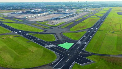 Photo of Luchthaven Brussel sluit landingsbaan voor renovatie