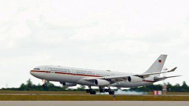 Photo of 'Sabotage mogelijk reden voor uitwijken vliegtuig Merkel'