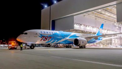 Photo of China Southern ontvangt 787e Boeing 787