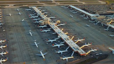 Photo of Time-lapse Friday: Atlanta International Airport