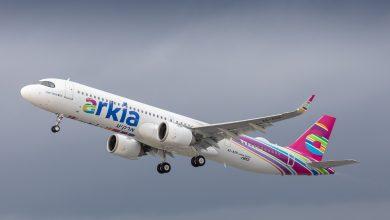 Photo of Airbus levert allereerste A321LR aan Israëlische airline