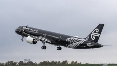Photo of Air New Zealand verwacht tot 75 miljoen dollar schade door coronavirus