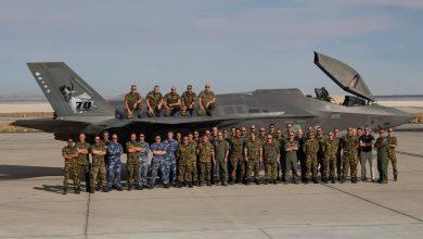 Photo of Nederlandse F-35 krijgt 'jubileumstaart'