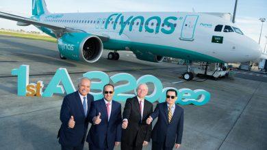 Photo of Eerste Saoedi-Arabische airline ontvangt A320neo