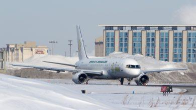 Photo of Boeing 757 schiet van de baan in Zuid-Amerika