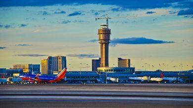 Photo of Luchtverkeersleider onwel aangetroffen in toren Las Vegas