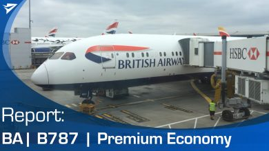 Photo of Flight Report: British Airways 787-9 premium economy